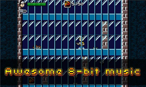 像素恶魔和破碎子弹游戏下载