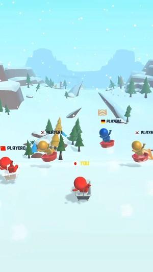 滑雪火柴人游戏下载