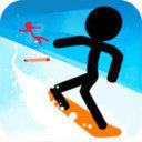 滑雪火柴人安卓版