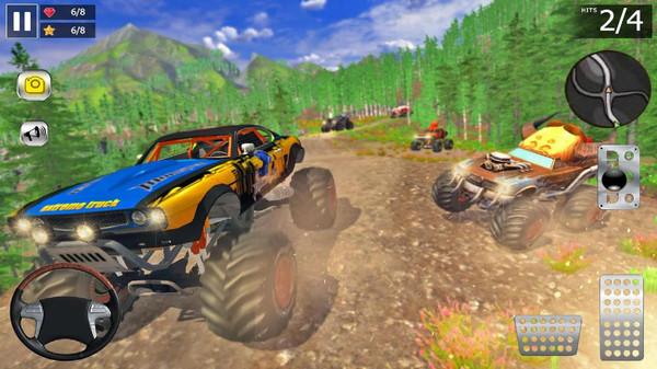 货运卡车模拟游戏
