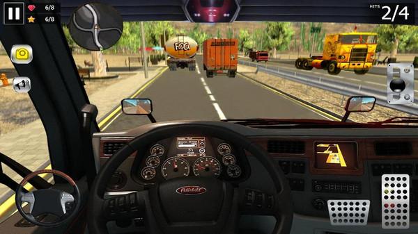 货运卡车模拟游戏下载