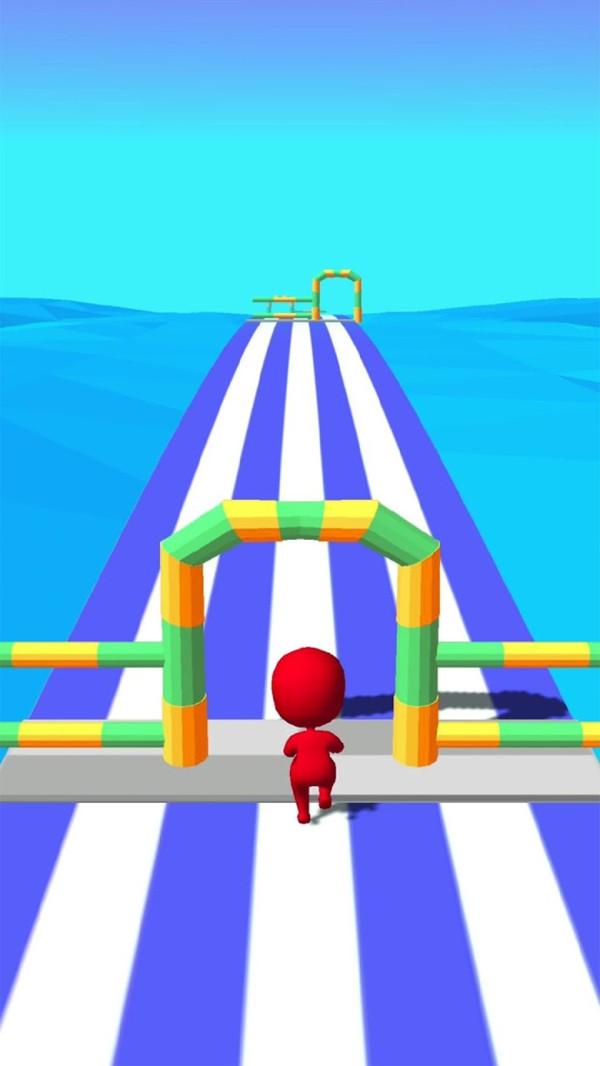 跑步人类游戏下载
