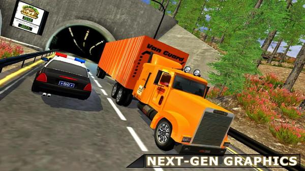 货运卡车模拟安卓版