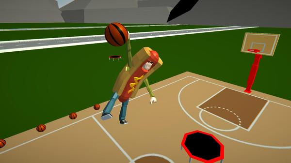 火柴人篮球模拟器