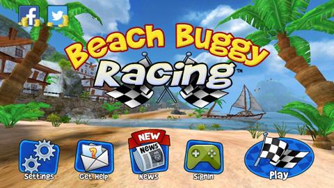 沙滩车竞速2游戏