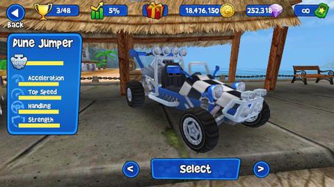 沙滩车竞速2安卓版