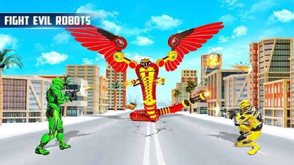 飞行巨蛇游戏