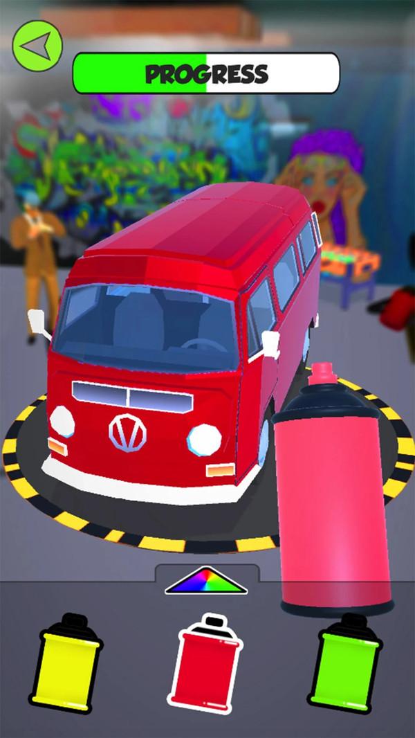 涂装改车3D安卓版