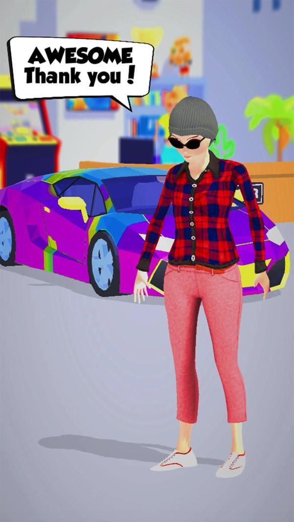 涂装改车3D最新下载