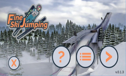 滑雪跳跃下载