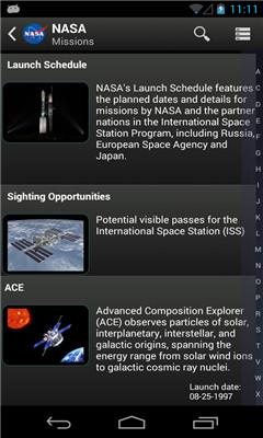 NASA软件app下载