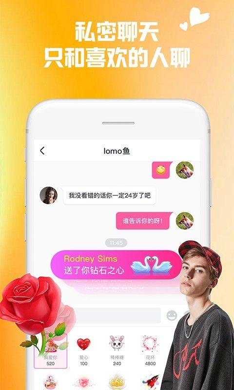 Single聊天交友app