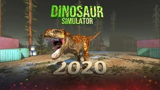 恐龙模拟2020手游