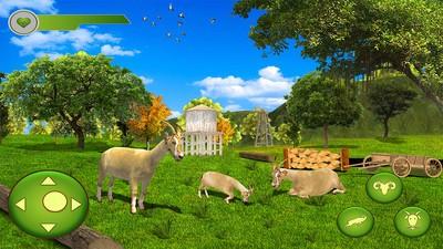 山羊家庭模拟器手游