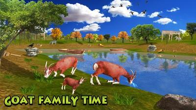 山羊家庭模拟器手游下载