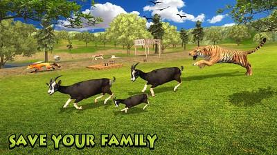 山羊家庭模拟器安卓版