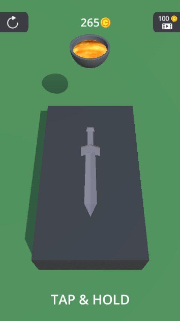 宝剑模拟器手游