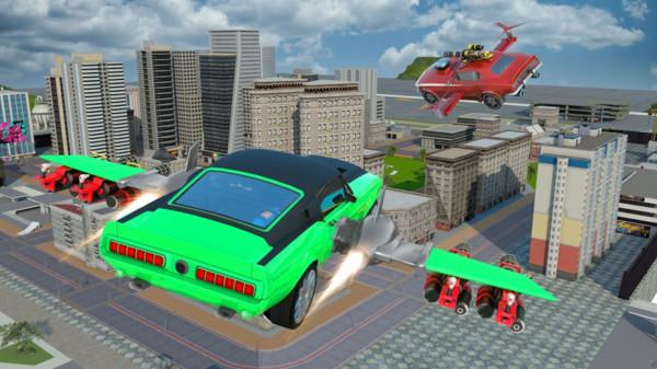 飞行汽车2020
