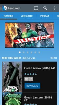 DC Comics 破解版app