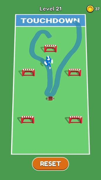 橄榄球高手截图