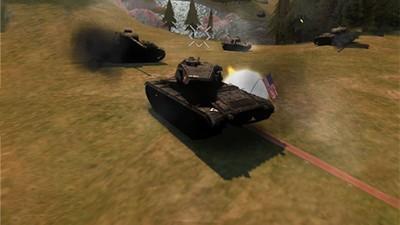 坦克集结战最新版
