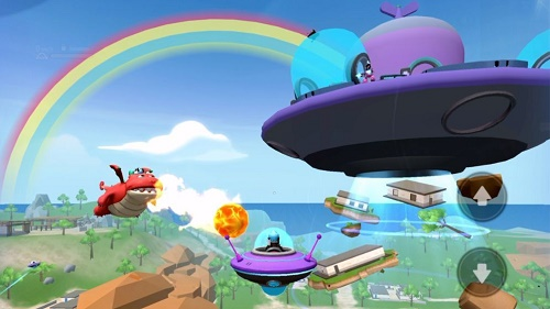 香肠派对飞碟bug怎么卡 香肠派对飞碟bug卡法教学