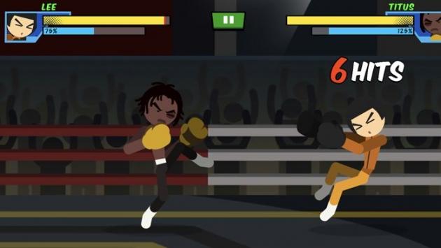 拳击缠斗超级明星ios