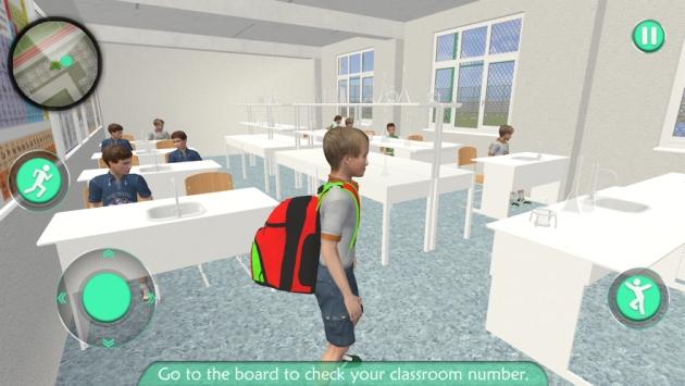 虚拟学校模拟器生活最新版