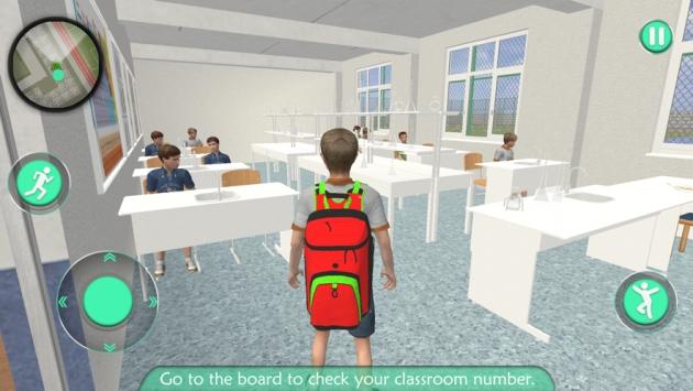 虚拟学校模拟器生活ios版手游
