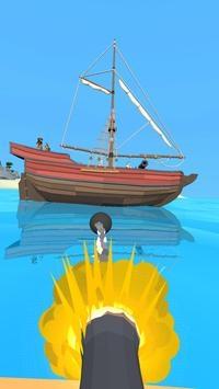 海盗攻击手游
