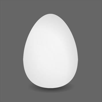 点击100万次的蛋