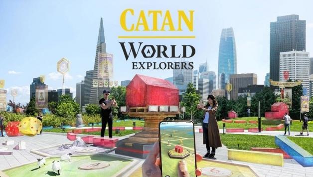 卡坦世界探索者