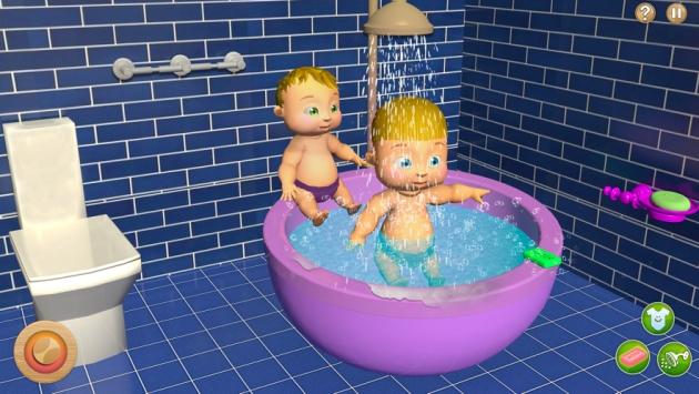 超级妈妈幸福的家庭模拟手游