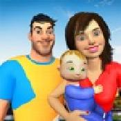 超级妈妈幸福的家庭模拟