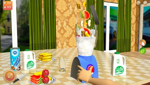 超级妈妈幸福的家庭模拟手游下载