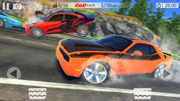 疯狂赛车3Dios版